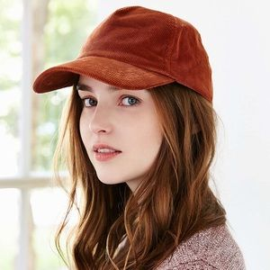 urban outfitters rustic corduroy hat 🧢  ⚾️